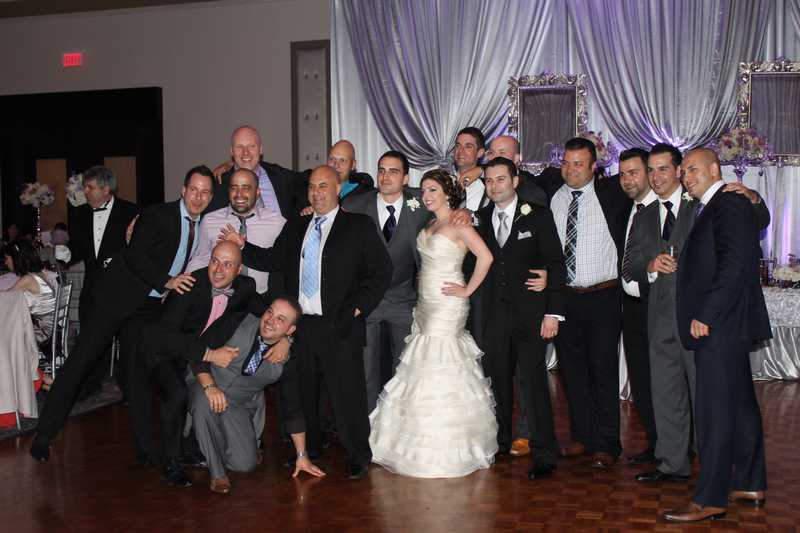 Mississauga Convention Centre Wedding DJ Service