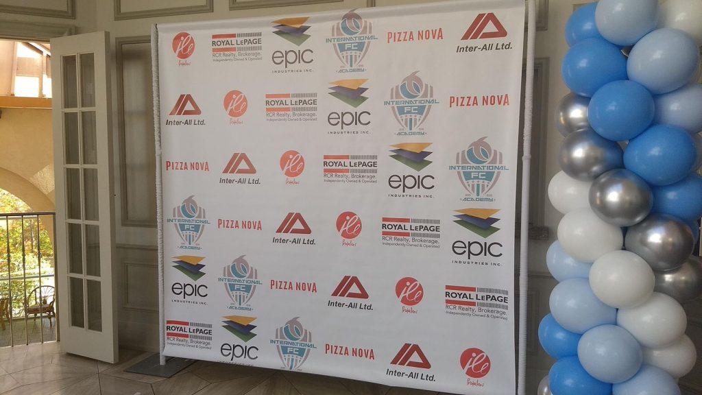 Media Wall for Woodbride's IFC
